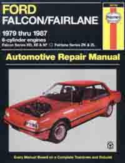 ford  repair manual programs