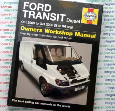 ford transit diesel service and repair manual 2000 to 2006. Black Bedroom Furniture Sets. Home Design Ideas