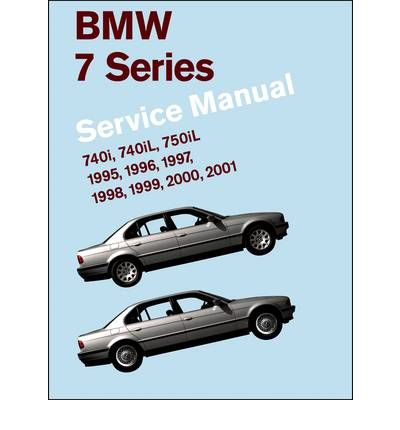 BMW 7 Series Service Manual 1995-2001 (E38)