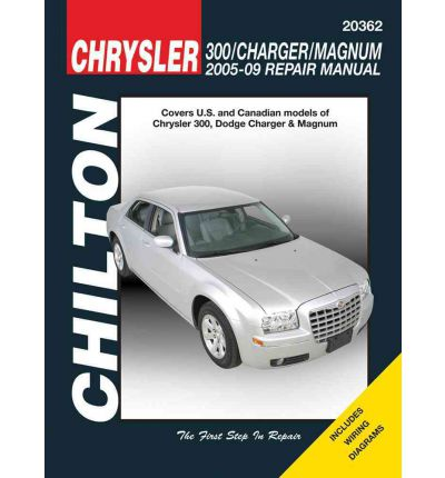 Chrysler 300 Charger Magnum Automotive Repair Manual