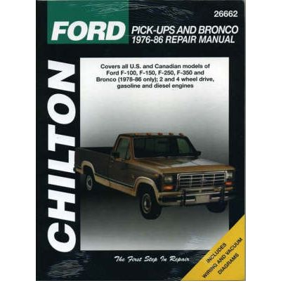 Ford Pick-ups and Bronco (1976-86)