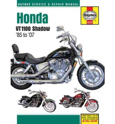 Honda VT1100 Shadow V-Twins