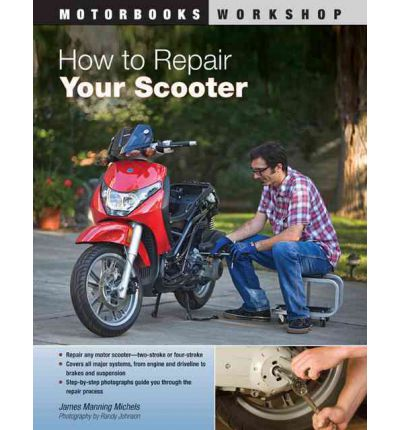 How to Repair Your Scooter
