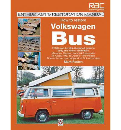 How to Restore Volkswagen (bay Window) Bus