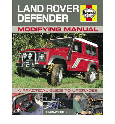 Land Rover Defender Modifying Manual