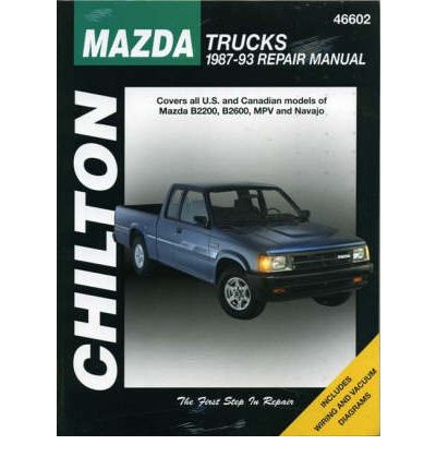 Mazda Trucks, B2200, B2600, Navajo and MPV (1987-93)