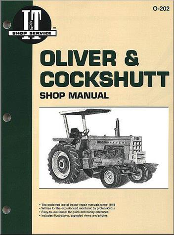 Oliver & Cockshutt Farm Tractor Owners Service & Repair Manual