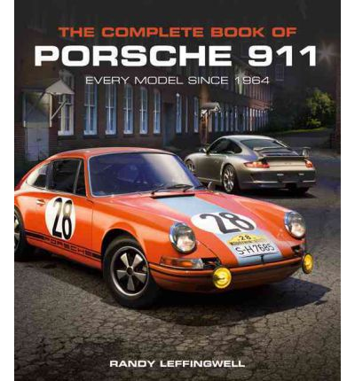 The Complete Book of Porsche 911