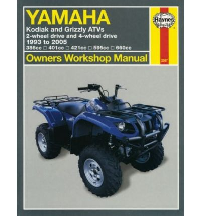 Yamaha Kodiak and Grizzly ATVs