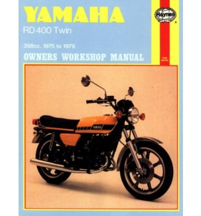 Yamaha RD400 Twin 1975-79 Owner's Workshop Manual