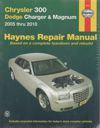 Chrysler 300 2005-2010 Magnum Automotive Repair Manual