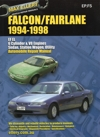Ford Falcon Fairlane EF EL repair manual 1994-1998 NEW