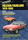 Ford Falcon Fairlane XD XE XF repair manual 1979-1988 NEW
