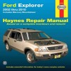 Ford Explorer 2002-2010 Haynes Workshop Repair Manual