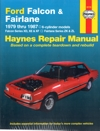 Ford Falcon XD XE XF 6 cyl Fairlane Series ZK ZL 1979 1987