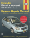 Hyundai Accent Workshop Repair Manual 1986-2013