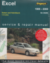 Hyundai Excel 1986 2000 Gregorys Service Repair Manual