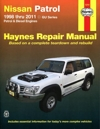 Download Nissan patrol y62 repair manual
