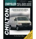 Chrysler Full Size Vans (1989-98)
