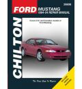 Ford Mustang Automotive Repair Manual