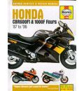 Honda CBR600F1 and 1000F Fours Service and Repair Manual