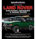 Land Rover Discovery, Defender and Range Rover