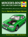 Mercedes Benz C-Class Petrol and Diesel - Haynes 1993-2000 - NEW
