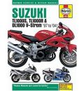 Suzuki TL1000S/R and DL1000 V-strom Service and Repair Manual