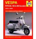 Vespa P/PX 125, 150 and 200 Service and Repair Manual