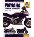 Yamaha FJ1100 and 1200 Fours (84-96) Service and Repair Manual