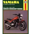 Yamaha XJ650 and 750 Fours 1980-84 Owner's Workshop Manual